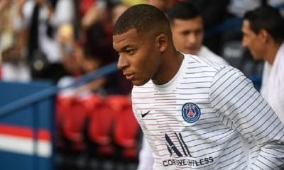 Bruges/PSG - Mbappé finalement sur le banc et Choupo-Moting titulaire, selon L'Equipe