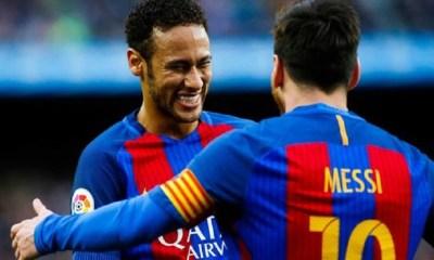 Messi Neymar voulait du changement, quitter Paris. Je pensais que le Real Madrid allait faire quelque chose