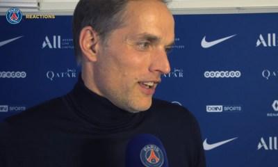"""PSG/OM - Tuchel: """"C'était un match exceptionnel, on mérite de mener 4-0 à la mi-temps"""""""