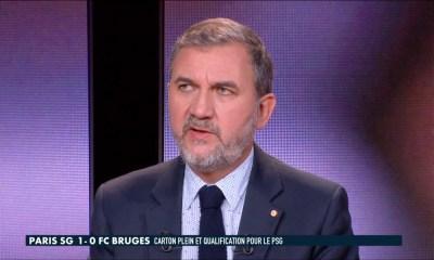 LDC - Garétier: ''Ce que je vois c'est la construction d'un parcours''