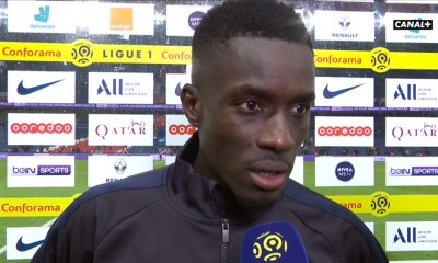 """PSG/Lille - Gueye: """"on a levé un peu le pied..."""""""
