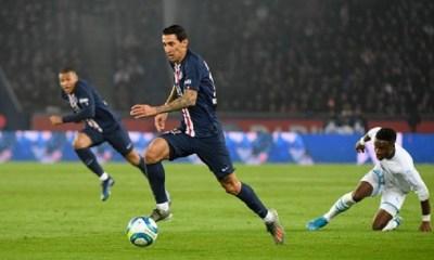 Ligue 1 - Di Maria et Thiago Silva nominés pour le titre de meilleur joueur du mois d'octobre