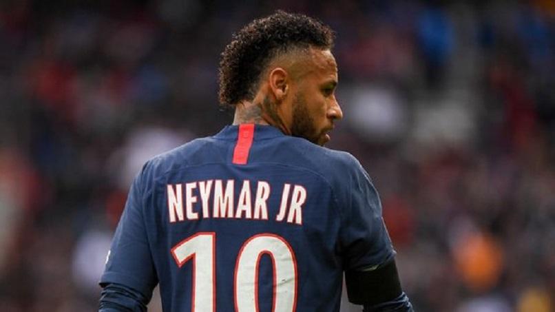Neymar a participé à l'entraînement du PSG ce mercredi