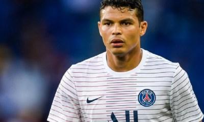 Thiago Silva se confie sur ses difficultés en arrivant au PSG et l'aide de Laurent Blanc