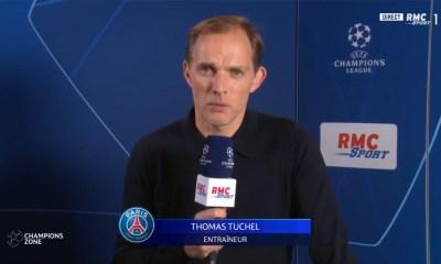 """PSG/Bruges - Tuchel se dit """"heureux"""" et donne des nouvelles d'Icardi"""
