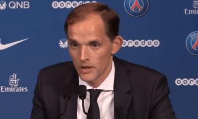 """Brest/PSG - Tuchel """"L'équipe a montré une bonne mentalité...on a eu une belle réaction."""""""