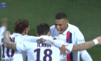 Les images du PSG ce jeudi : famille et tops buts en 2019