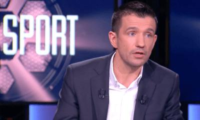 Eric Carrière explique que c'est l'entourage de Cavani qui manque de respect au PSG