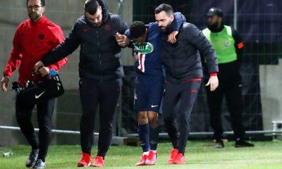 Officiel - Le PSG fait le point sur ses blessés : Dagba, Bernat, Thiago Silva et Bernat