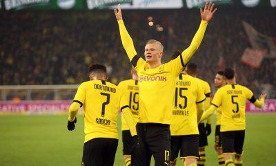Dortmund fait encore le spectacle face à Cologne, Håland inscrit un doublé
