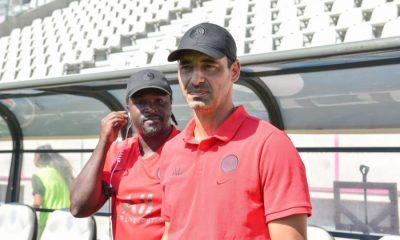 Echouafni présente ses vœux aux supporters du PSG et affiche de l'ambition pour le reste de la saison