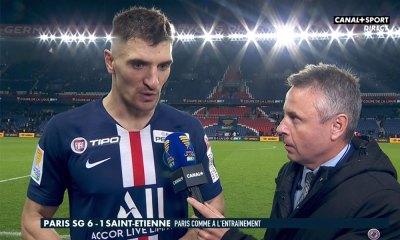 """PSG/Saint-Étienne - Meunier souligne une grosse différence cette saison """"un soutien des patrons"""""""