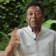"""Pelé assure que Kylian Mbappé peut être son """"héritier"""""""