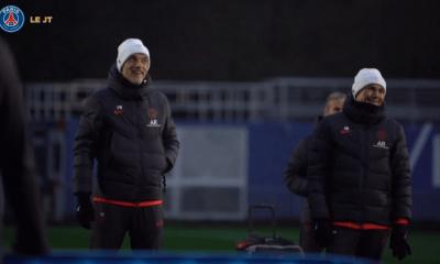 Monaco/PSG - Suivez l'entraînement des Parisiens ce mardi à 14h30