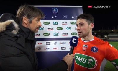 Lorient/PSG - Le Goff souligne le positif malgré la déception