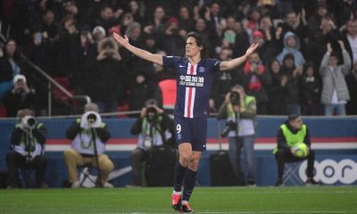 "Cavani évoque Dortmund ""on va montrer qu'on est capable d'aller chercher la qualification"""