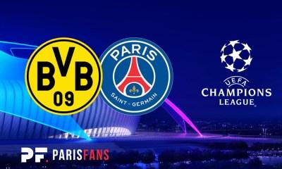 Dortmund/PSG - Le groupe parisien dévoilé par RMC Sport, Neymar et Kimpembe présents