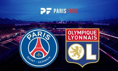 PSG/OL - La rencontre est maintenue ce dimanche soir