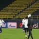 Les images du PSG ce lundi : voyage à Dortmund, entraînement et conférences de presse
