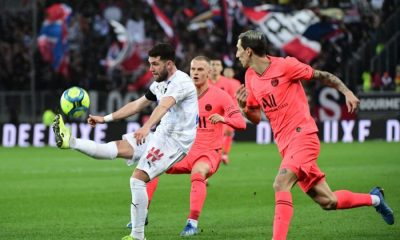 Arturo Calabresi revient sur son intégration en France et sa première rencontre face au PSG