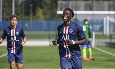 """Kalimuendo annonce l'envie de """"marquer l'histoire"""" du PSG, """"c'est mon club"""""""