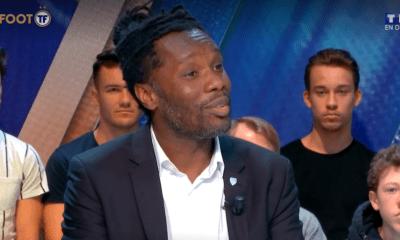 Luyindula vote pour une titularisation de Cavani contre Dortmund
