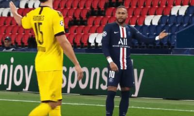RMC Sport diffuse un focus sur Neymar pendant PSG/Dortmund
