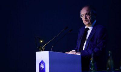 Le Graët évoque la situation financière du football français et la fin de la saison 2019-2020