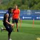 Le PSG partage détails et images de son entraînement ce jeudi