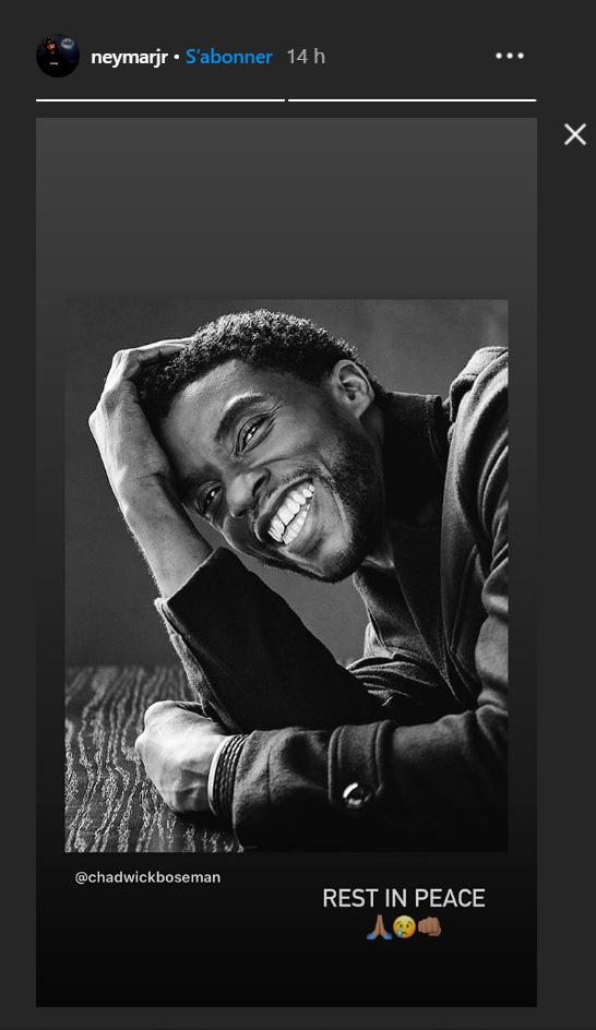 Les images du PSG ce samedi: Détente, famille et amis, hommage à Chadwick Boseman