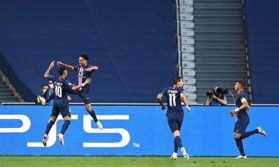 LDC - Di Maria et Marquinhos nominés pour le titre de plus beau but des demi-finales