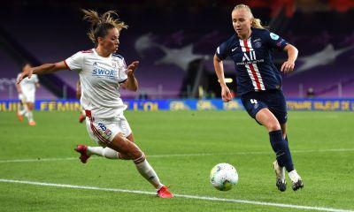 PSG/OL - Les Parisiennes s'inclinent en demi-finale de la Ligue des Champions Féminine