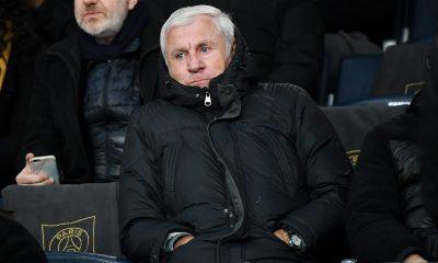 Fernandez affiche son amour et sa confiance pour le PSG, même s'il regrette le départ d'Ancelotti