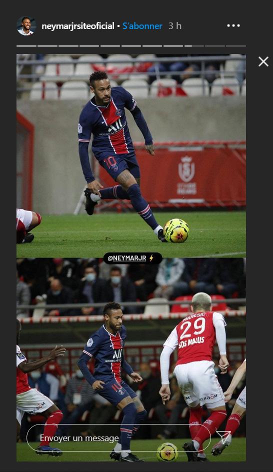 Les images du PSG ce dimanche: Victoire face à Reims