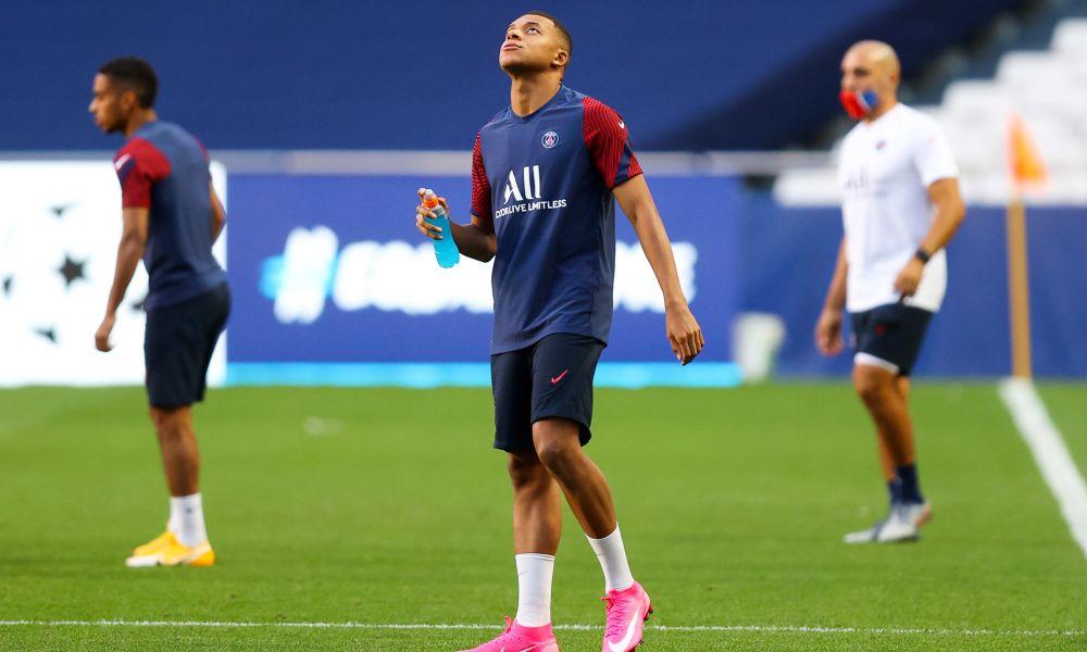 Nice/PSG - L'équipe parisienne selon la presse : avec Mbappé et Verratti dans un 4-4-2