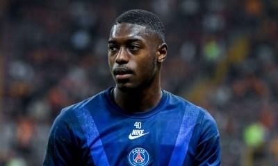 Officiel - Innocent est prêté par le PSG à Caen