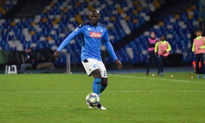 Mercato - Le Napoli voudrait au moins 70 millions d'euros pour Koulibaly, visé par le PSG et City