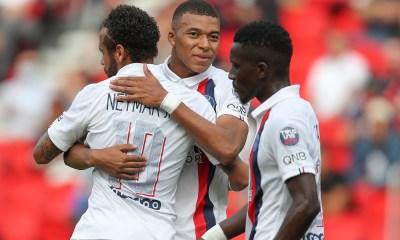 Hechter évoque l'éventuel départ de Mbappé et encense Neymar
