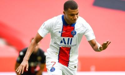 """Nice/PSG - Mbappé est """"content de revenir"""" et assure """"On peut faire mieux bien sûr"""""""