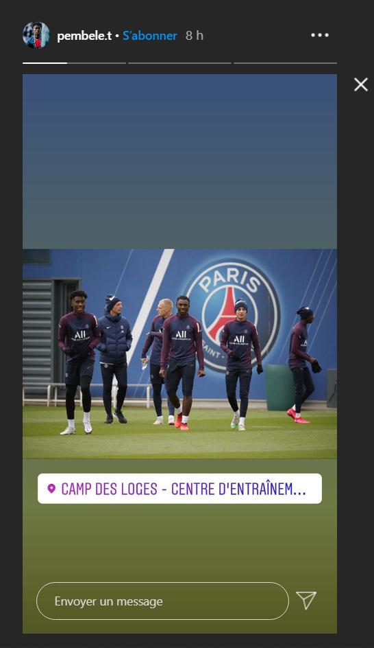 Les images du PSG ce jeudi: Conférence de presse et préparation pour Nîmes/PSG