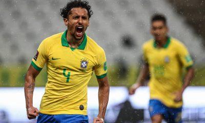 Les images du PSG ce samedi: Les internationaux brésiliens à la fête