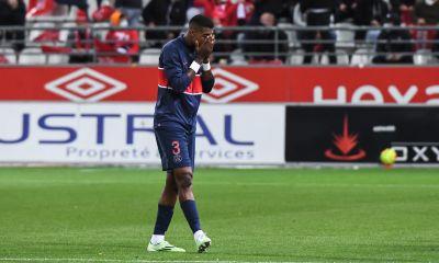 Kimpembe ne cherche pas d'excuses après la sortie ratée face à Manchester United