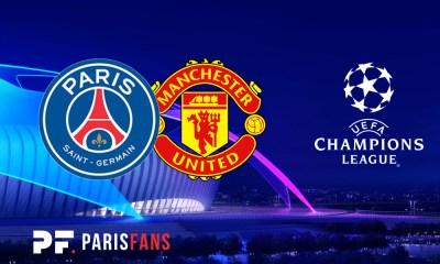 PSG/Manchester United - Le groupe parisien : Marquinhos et Draxler présents