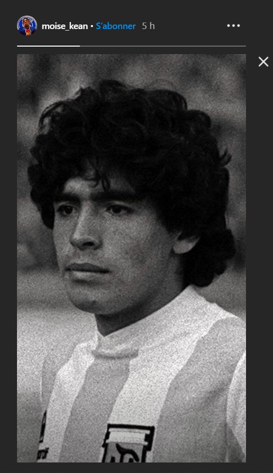 Les images du PSG ce mercredi: Hommage général à Maradona, et retour sur PSG/Leipzig