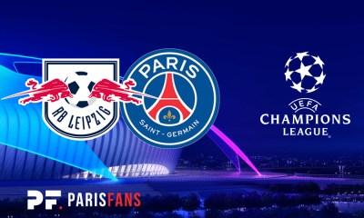 Leipzig/PSG - L'Equipe fait le point sur le groupe et avance une équipe parisienne