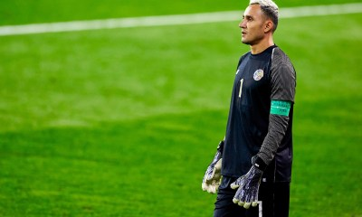 Keylor Navas s'incline avec le Costa Rica face au Pays Basque