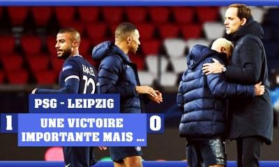Podcast - PSG/Leipzig, triste victoire malgré son importance
