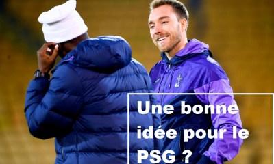 Podcast PSG - Le point sur le mercato : Eriksen, Aurier, Draxler...