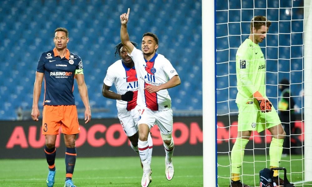 Montpellier/PSG - Dagba revient sur son premier but et la performance de l'équipe