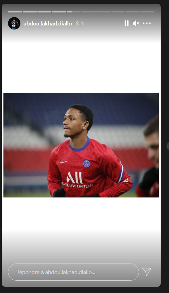 Les images du PSG ce dimanche: Retour sur PSG/Brest et repos des joueurs